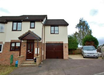 Thumbnail 3 bedroom semi-detached house for sale in Greenways Drive, Coleford