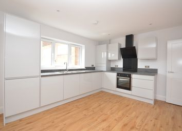 Thumbnail 2 bed flat for sale in Park Road, Cheriton, Folkestone