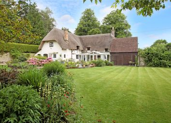 Thumbnail 4 bed detached house for sale in The Green East Grafton, Marlborough, Wiltshire