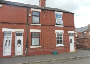 Thumbnail 2 bed terraced house for sale in Gladstone Road, Hexthorpe, Doncaster