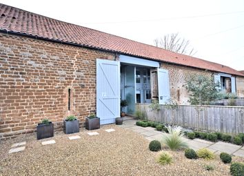 Thumbnail 3 bed barn conversion for sale in Hunstanton Road, Heacham, King's Lynn