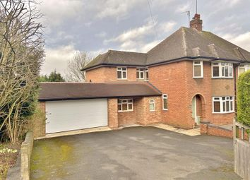 Thumbnail 4 bed semi-detached house to rent in Winton, The Homend, Ledbury, Herefordshire
