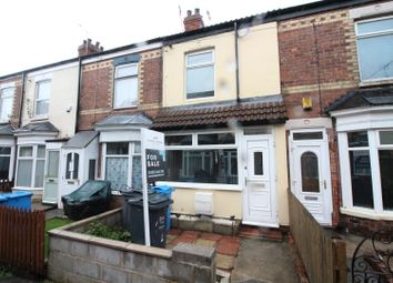 Thumbnail 2 bed terraced house for sale in Ashbrook, Buckingham Street, Hull