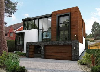Thumbnail 4 bed detached house for sale in Canford Cliffs, Poole, Dorset