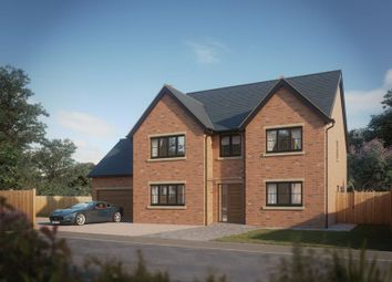 Thumbnail 4 bed detached house for sale in The Mynd, Norton In Hales, Market Drayton