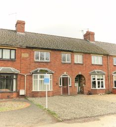 Thumbnail 3 bed terraced house to rent in Sibdon View, Shrewsbury Road, Craven Arms