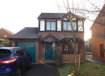 Thumbnail 3 bed detached house for sale in Glenridding Close, West Bridgford, Nottingham, Nottinghamshire