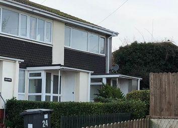 Thumbnail 3 bedroom semi-detached house to rent in Burton Villa Close, Brixham