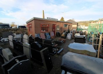 Retail premises for sale in John Hood & Son Monumental Sculptors, Dingwall, Ross Shire IV15
