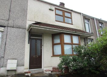 Thumbnail 2 bed terraced house for sale in Crymlyn Road, Neath, West Glamorgan.