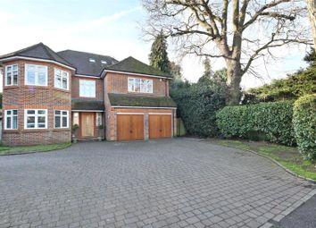 Thumbnail 6 bed detached house for sale in Broom Way, Weybridge, Surrey