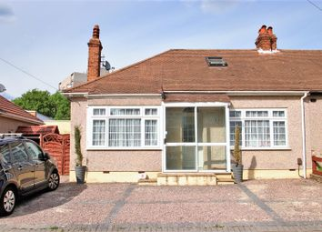 Thumbnail 3 bed semi-detached bungalow for sale in Alberta Road, Erith