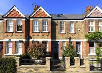 Thumbnail 4 bed terraced house for sale in Chilton Road, Kew, Surrey