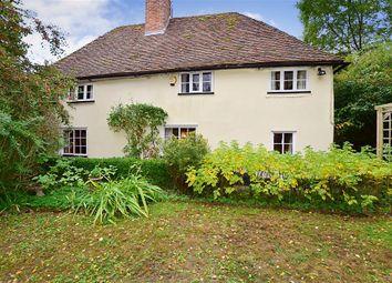 Thumbnail 3 bed detached house for sale in Eastling Road, Ospringe, Faversham, Kent