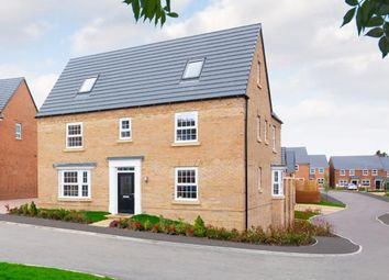 "Thumbnail 4 bedroom detached house for sale in ""Bradgate"" at Craneshaugh Close, Hexham"