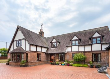 Winchester Road, Fair Oak, Eastleigh, Hampshire SO50. 5 bed detached house for sale