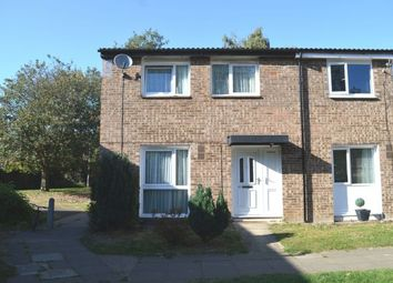 Thumbnail 3 bedroom end terrace house for sale in Paddock Mill Court, Northampton, Northants