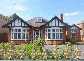 Thumbnail 3 bed detached bungalow for sale in Park Road, Peterborough, Cambridgeshire
