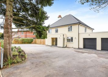 Thumbnail 4 bed detached house for sale in Newton Place, Lee-On-The-Solent