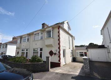 5 bed semi-detached house for sale in Parkfields Road, Bridgend CF31