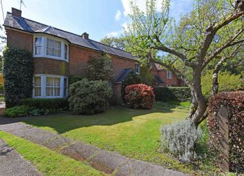 Thumbnail 4 bed detached house for sale in Soke Road, Silchester, Reading