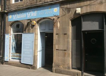 Thumbnail Restaurant/cafe for sale in Bernard Street, Edinburgh