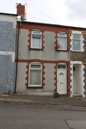 Thumbnail 3 bed terraced house for sale in Davies Street, Barry