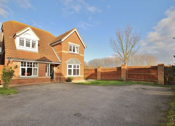 Thumbnail 4 bed detached house for sale in Sumerling Way, Bluntisham, Huntingdon, Cambs