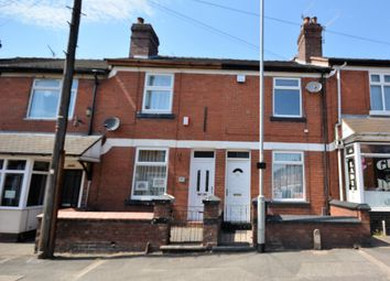 Thumbnail 2 bed terraced house for sale in Watlands View, Porthill, Newcastle