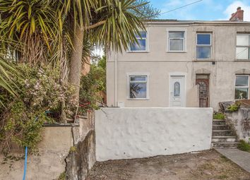 Thumbnail 3 bed semi-detached house for sale in New Road, Higher Brea, Camborne