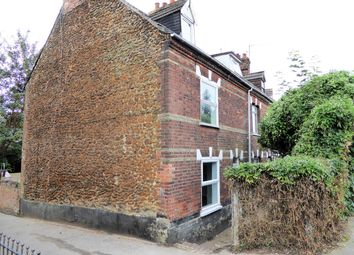 Thumbnail 3 bed end terrace house to rent in Gaywood Road, King's Lynn