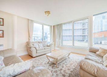 Thumbnail 3 bedroom flat to rent in Boardwalk Place, Blackwall