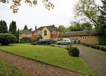 Thumbnail 5 bed detached house to rent in Sandy Lodge Road, Rickmansworth