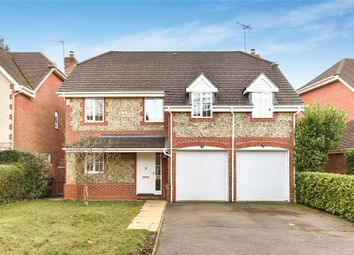Thumbnail 5 bed detached house to rent in Ridgewood Drive, Frimley, Camberley, Surrey