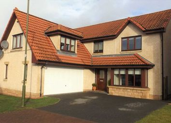 Thumbnail 5 bedroom detached house for sale in Forth View Loan, Dalkeith