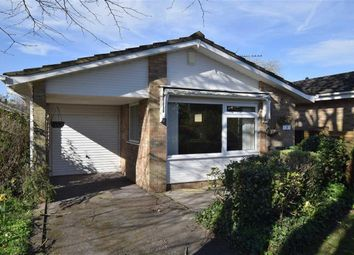 Thumbnail 2 bed detached bungalow for sale in Ranelagh Road, Highcliffe, Christchurch