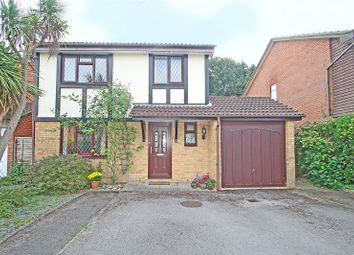 Thumbnail 4 bed detached house for sale in Jersey Close, Chertsey, Surrey