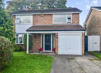 Thumbnail 4 bed detached house for sale in Longmeade Gardens, Wilmslow