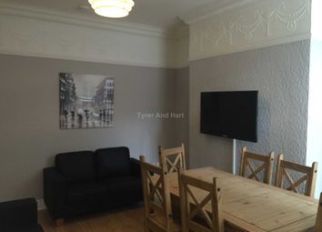 Thumbnail 6 bed shared accommodation to rent in Albany Road, Kensington, Liverpool