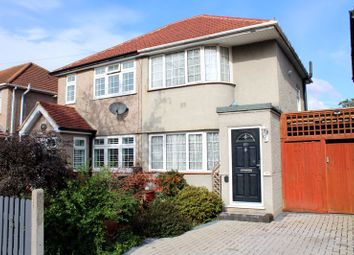 Thumbnail 2 bed semi-detached house for sale in Northumberland Crescent, Feltham