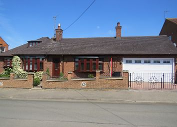 Thumbnail 3 bed detached bungalow for sale in Harcourt Street, Raunds, Wellingborough