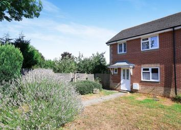 Thumbnail 3 bed end terrace house for sale in Chandlers Close, Marston Moretaine, Beds, Bedfordshire