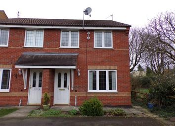 Thumbnail 3 bed semi-detached house for sale in Thorntree Close, Leicester, Leicestershire, England