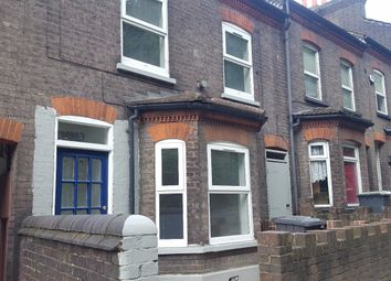 Thumbnail 3 bed terraced house to rent in Hitchin Road, Luton
