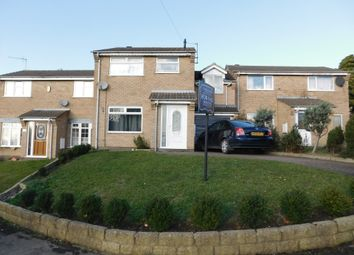 Thumbnail 4 bedroom semi-detached house for sale in Bakewell Green, Newhall