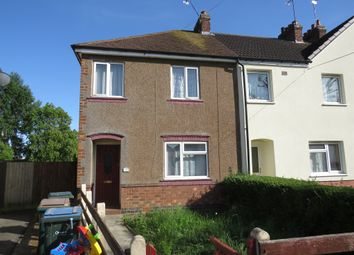 Thumbnail 3 bed end terrace house for sale in Three Spires Avenue, Coventry