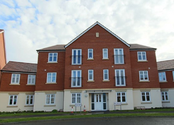 Thumbnail 1 bed flat to rent in The Rushes, Tilia Way, Bourne