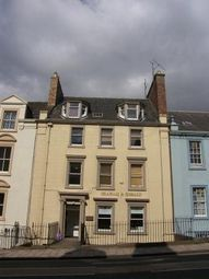 Thumbnail 2 bed flat to rent in Charlotte Street, Perth