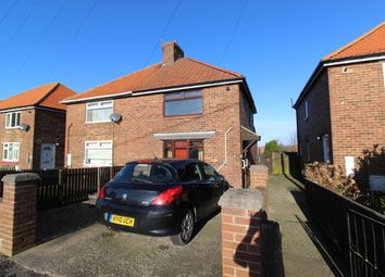 Thumbnail 3 bed semi-detached house for sale in Wordsworth Avenue, Wheatley Hill