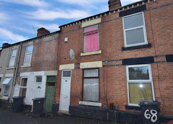 3 bed terraced house for sale in Darby Street, Derby DE23